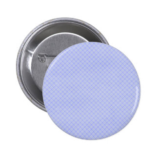 plaid32 LIGHT BLUE WHITE PLAID PATTERN TEMPLATE DI Pinback Buttons