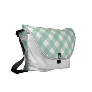 Plaid 1 Hemlock Commuter Bag