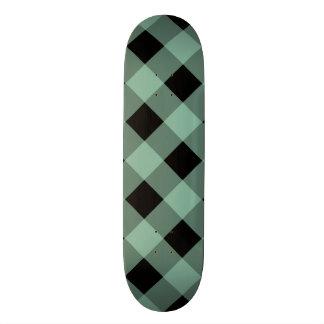 Plaid 1 Hemlock Skateboard Deck