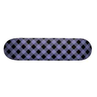 Plaid 1 Violet Tulip Skate Board Decks