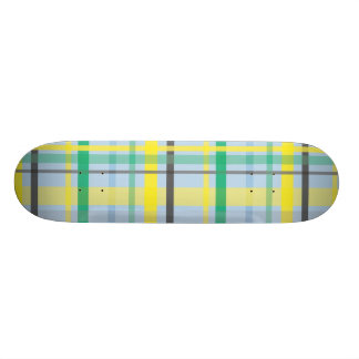 Plaid 2 Skateboard