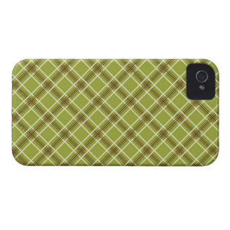 Plaid BlackBerry Bold Case Mate Covers