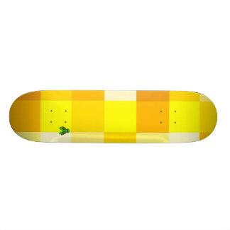 Plaid, Checkered Custom Skate Board