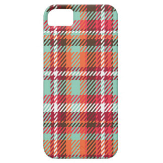 Plaid - Colorful Case For The iPhone 5
