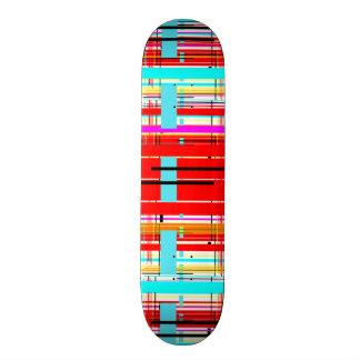 Plaid Etc. Skateboard Deck