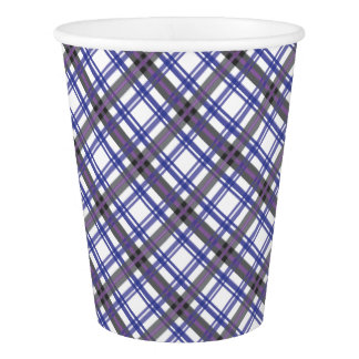 Plaid Jumper Party Cups