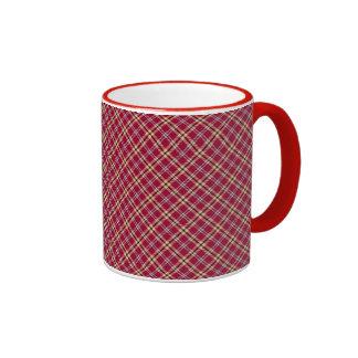 Plaid Mugs