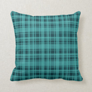 Plaid Pattern Pillow