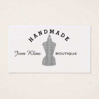 Plaid Pattern Retro  Mannequin Fashion Tailoring