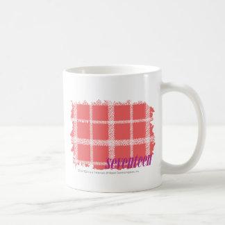 Plaid Pink 2 Coffee Mug
