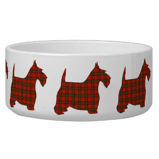 Plaid Scotties