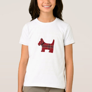 Plaid Scotty Dog Shirt