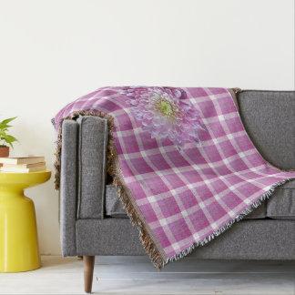 Plaid Tartan Throw Blanket