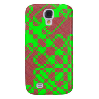 PlaidWorkz 22 Galaxy S4 Case