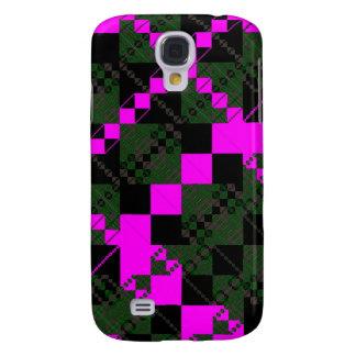 PlaidWorkz 46 Galaxy S4 Case
