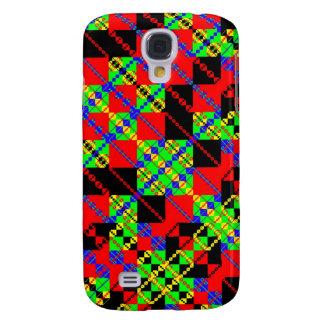 PlaidWorkz 58 Samsung Galaxy S4 Cover