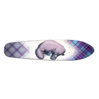 Plaidypus Skateboard Decks