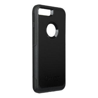 Plain Black OtterBox Commuter iPhone 8 Plus/7 Plus Case