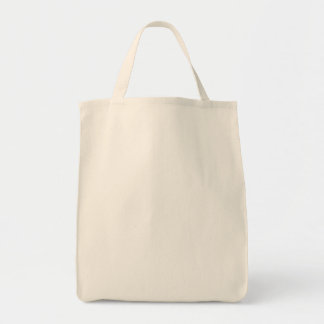 Plain Blank Organic Grocery Tote to DIY Design Grocery Tote Bag