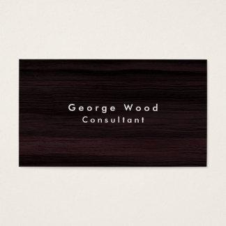 Plain Elegant Brown Wood Texture Minimalist