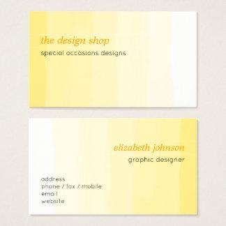 Plain Elegant Simple Yellow Watercolor Pastel