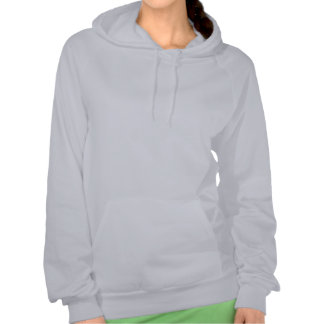 Plain light grey pullover fleece for women, ladies