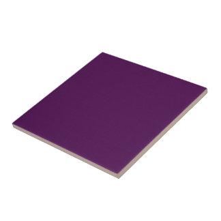 Plain Lightblue SkyBlue Shade: Add text or image Ceramic Tile