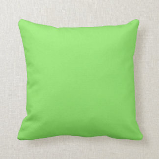 Plain  Mint Green Background Cushions