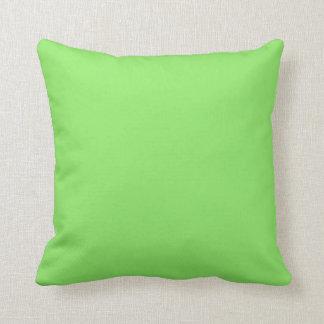 Plain  Mint Green Background Cushions