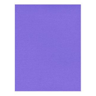 Plain Purple Postcard