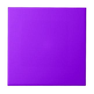 Plain Purple Tile