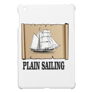 plain sailing boat cover for the iPad mini