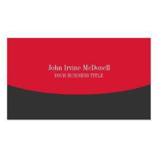 Plain & Simple Business Card