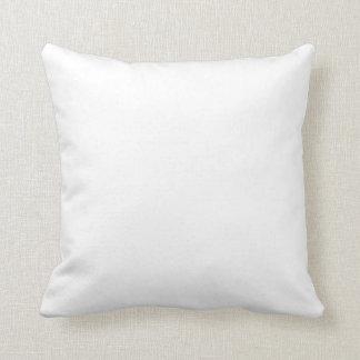 Plain white beautiful luxury cushion pillow