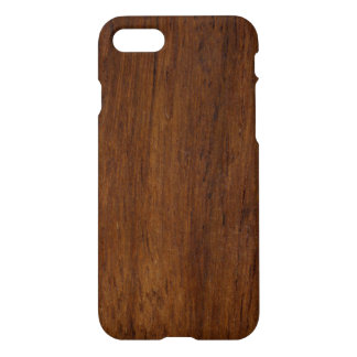 plain wood lumber iPhone 8/7 case