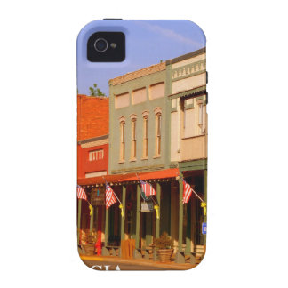 PLAINS, GEORGIA - Home of President Jimmy Carter Case-Mate iPhone 4 Cover