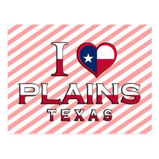 Plains, Texas Post Cards