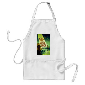 Plan 9 From Outer Space Standard Apron