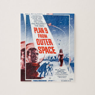 Plan 9 From Outer Space Puzzles