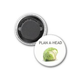 Plan Ahead Magnet