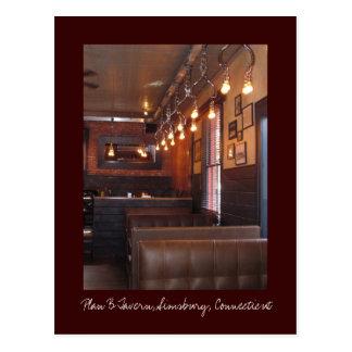 Plan B Tavern, Simsbury Postcard
