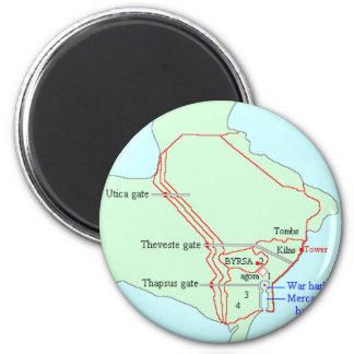 Plan of Carthage Magnet