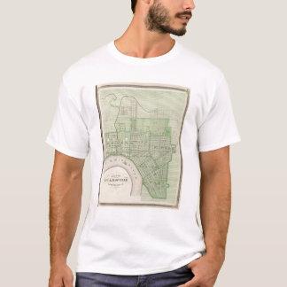 Plan of Evansville, Vanderburgh Co T-Shirt