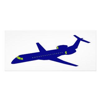Plane - Avion 04 Cartes Doubles