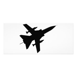 Plane - Avion 06 Carte Double Customisable