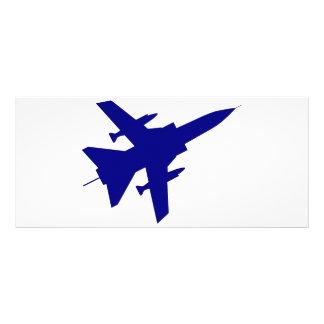 Plane - Avion 07 Modèle De Carte Double