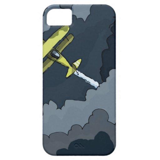 plane iPhone 5 case