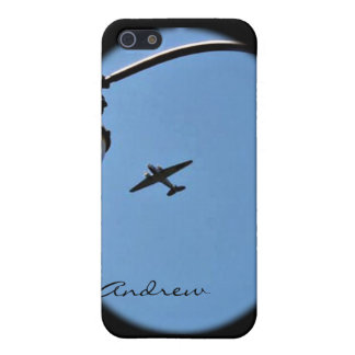 Plane Fly By iPhone4 iPhone 5 Case