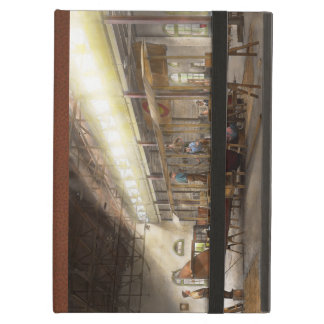 Plane - In the Airplane Factory 1918 Case For iPad Air