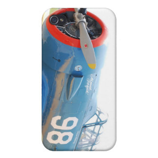 Plane Cover For iPhone 4